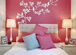 Best Ideas About Wall Simple Paint Designs For Bedroom Home