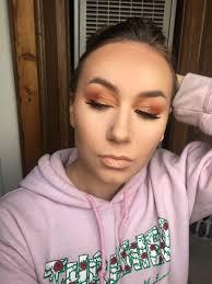 Thanksgiving Eyeshadow Look | Eyeshadow looks, Thanksgiving makeup ...