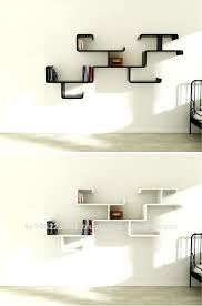 cool wall shelves the cool modern wall shelf at design displays hanging regarding modern wall shelving designs wall shelves for books india