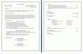 analytical chemist resume template formsword word templates