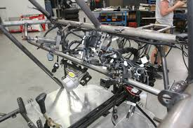 how cognito motorsports builds their hellraiserxp1k polaris rzr Building Wiring Harness the stock wiring harness is put back into place building wiring harness