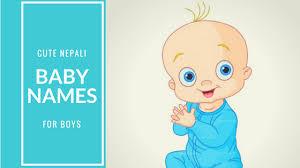 unique nepali baby boy names