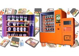Sandwich Vending Machines For Sale Inspiration Airport Custom Microwave Sandwich Vending Machine With Sales Report