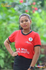 Mr. & Miss Kapilvastu - Contestant no. 2: Miss Aarati Chaudhary | Facebook