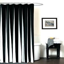 black stripe shower curtain black white shower curtains striped fabric shower curtain black white striped shower