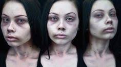 cadaver dead quick and easy costume makeup tutorial