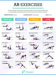 The Absolute Best Abs Exercises For Women Best Abdominal