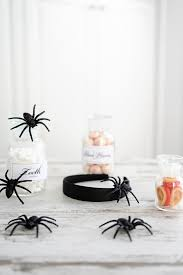 If you use these bigger spiders like I did, you only need about 5-6 to  cover the band (you want to leave a little space behind your ears free of  spiders).