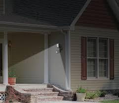 Solar Powered Motion Security Lighting  Garage LightsSolar Garage Lighting