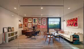 Office interior designers Reception Area Tangram Interiors Furniture Flooring Technology