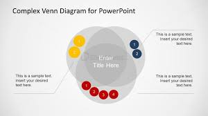 Venn Diagram Overlap Overlapping Sets Venn Diagram For Powerpoint Slidemodel