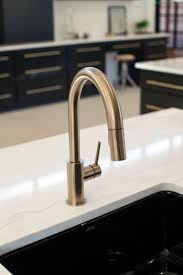 brass best sink faucets kitchen centerset single handle pull out spray touch lever transitional kitchen faucets