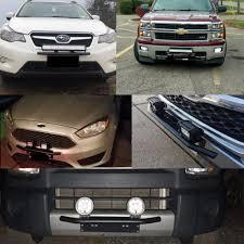 Licence Plate Led Light Bar Easy Installation License Number Plate Frame Holder Led