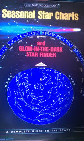 Complete Star Chart Seasonal Star Charts And Glow In The Dark Star Finder A