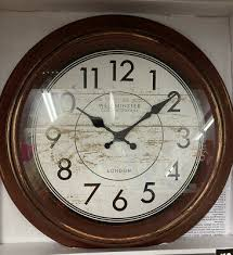 new westminster london large wall clock