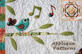 Quilt Applique Patterns