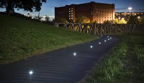 benefits of outdoor solar lighting