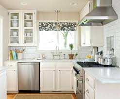 small subway tile backsplash ideas for small white kitchens subway tile es small glass subway tile