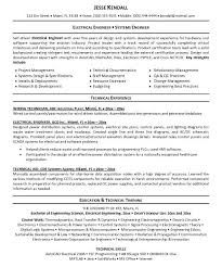 Control Systems Engineer Sample Resume Adorable Cisco System Engineer Sample Resume Free Letter Templates Online