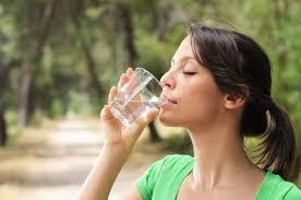 Ciri-ciri tubuh mengalami dehidrasi