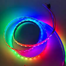 Dây Đèn Led Ws2812B 96 Pixels / Leds / M Smart 5050 Rgb Nhiều Màu Sắc Kích  Thước Ws2812 Ic; Ip30 / Ip65 / Ip67 Dc5V tại Nước ngoài