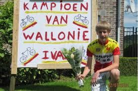 Ivan Nix, champion de Wallonie - Fourons