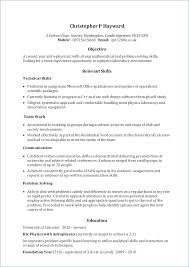 Personal Marketing Resume Examples – Thaihearttalk Resume Ideas