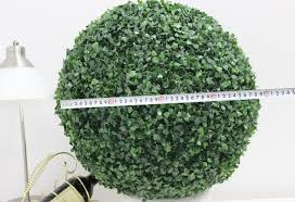 Green Grass Decorative Balls Factory Cheap Price Green Grass Ball For For Wedding Decoration 2