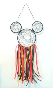 Mickey Mouse Dream Catcher