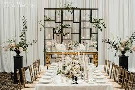 elegant black and white wedding modern black and white wedding elegantwedding ca