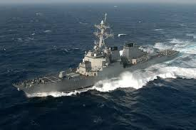 Image result for USS Porter and USS Gravely PIC