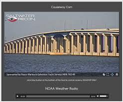 Galveston Bay Webcams At Saltwater Recon Com Gulf Coast