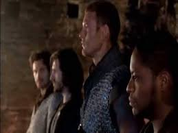 the knights of the round table merlin bbc