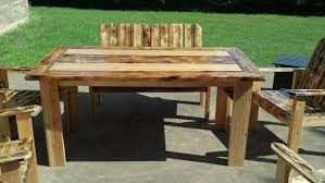 diy wood patio furniture. Delighful Furniture Building A Patio Table Build Youtube Homemade Wood  Top Diy Round On Furniture O