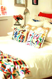 absolutely ideas mexican style bedding bedroom decorating at home inspired decor sets