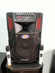 Ronamax F12 - ✅ - Loa Kéo Di Động - Loa Karaoke Mini - Loa Bluetooth 2020  trong 2020