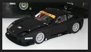 The ferrari 575 gtc is the racing version of the 575m maranello. 2005 Ferrari 575 Gtc Evoluzione 1 18 Black Diecast Model Car By Kyosho 08392 Cars Trucks Vans Contemporary Manufacture