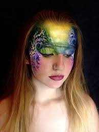 famous painters face painting competition