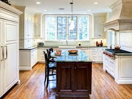 Kitchens Between Door Dining Window Garage Doors Patio For Small