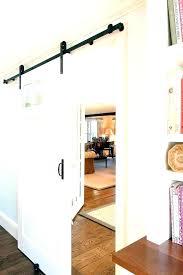 hanging sliding door interior hanging sliding doors room dividers door etched glass kitchen traditional with hardware hanging sliding door