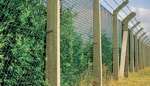 chain link fence post. Brilliant Chain Concrete Chain Link Fence Posts On Link Post