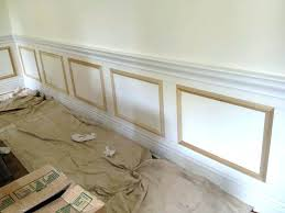 indoor wall paneling designs with others diy faux wainscoting