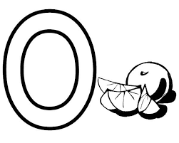 Color pictures, email pictures, and more with these alphabet coloring pages. Letter O Coloring Pages Of Alphabet O Letter Words For Kids Printable Alphabet Coloring Pages Coloring Pages