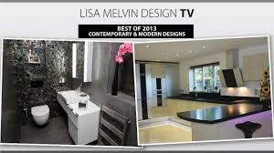 Contemporary Kitchens  Modern Bathrooms The Best Of  YouTube - Kitchens bathrooms