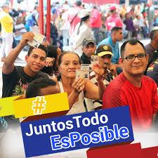 Resultado de imagen para pueblo bolivariano 2018