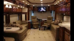 Luxury By Design Rv Double Decker Rv Inside Inside Will Smiths Luxurious Luxury