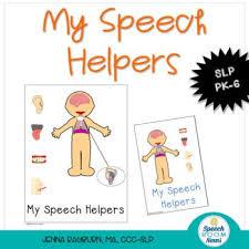 Community Helpers Fun  Language Pack  Speech Helpers Mini Book   Posters
