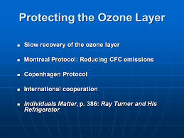 climate change and ozone loss ppt video online  protecting the ozone layer