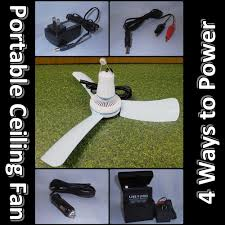 12volt dc mini 16 ceiling fan car adapter 12v rechargeable battery charger