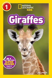 national geographic readers giraffes